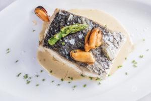 gastronomía de lujo