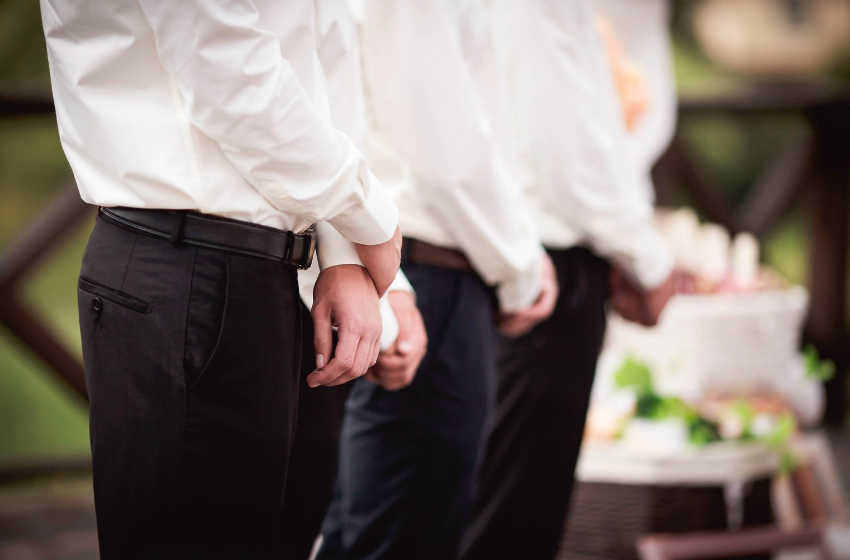 testigos en boda civil